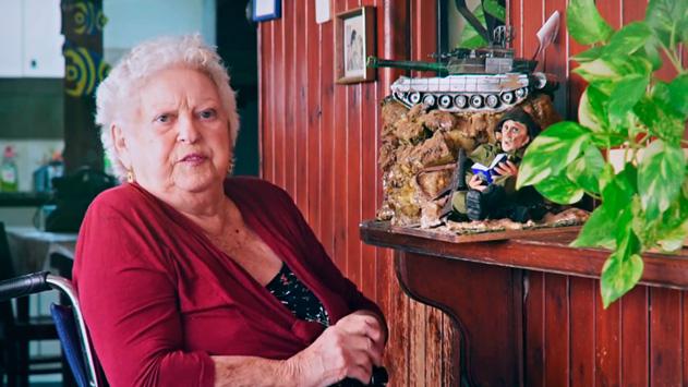 הבובות של מגדה מחפשות בית