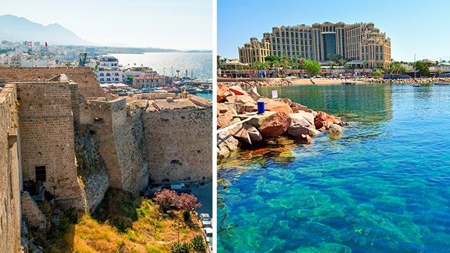 יותר זול לטוס לקפריסין מלאילת
