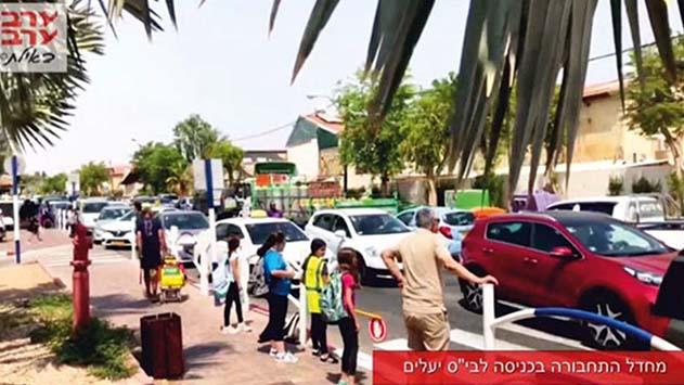 הורים היזהרו: מהשבוע רחפנים בשירות  המשטרה בסמוך למוסדות החינוך