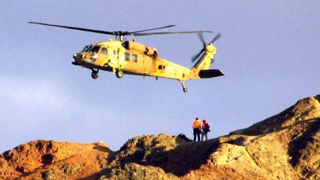 חילוץ בהרי אילת