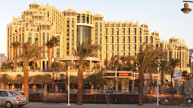 חברת הילטון נגד דיירי יחידות הנופש במלון מלכת שבא