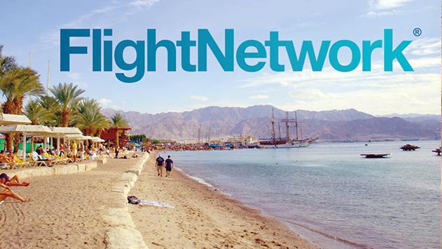 אתר Flight Network: חופי אילת במקום ה-34 מבין החופים העירוניים הטובים בעולם