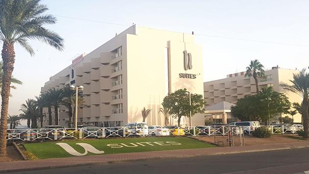 הישראלי המכוער: אורח במלון צעק, תקף תבע והפסיד