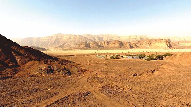 חשיפה ארצית: היזם יואב איגרא הרים ידיים: ''לא יקום מלון בעמק ססגון''