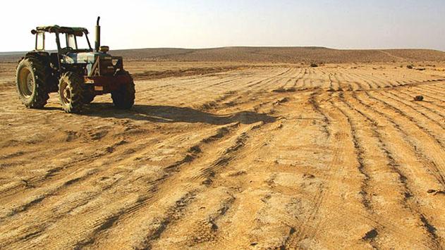 במסגרת יום פתוח בערבה העניקו פקחי רשות הטבע והגנים יעוץ לחקלאים