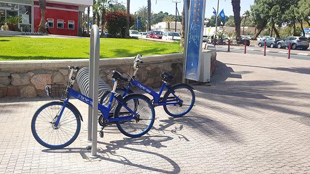 מנכ''ל מיזם האופניים: ''שמח על שאילת היא העיר הראשונה שמקדמת את המיזם עם הפנים לתיירים''
