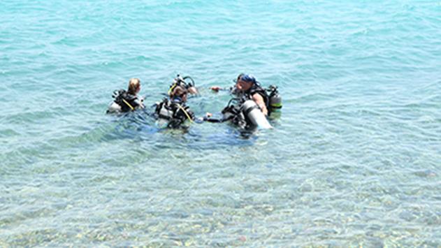 שתי תאונות צלילה בשבת אחת