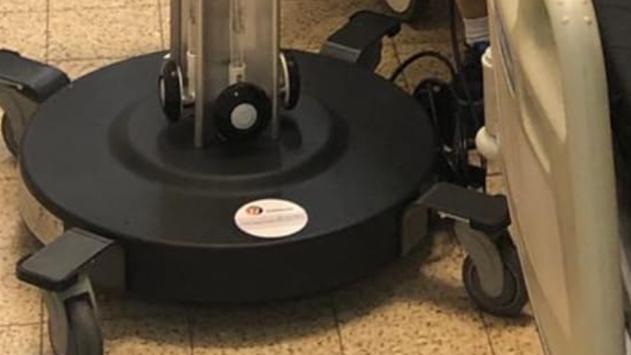 הרובוטים הגיעו ליוספטל