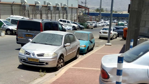 תלונה: מצוקת חניה ברחוב הדייג בשל חניית מכוניות נטושות