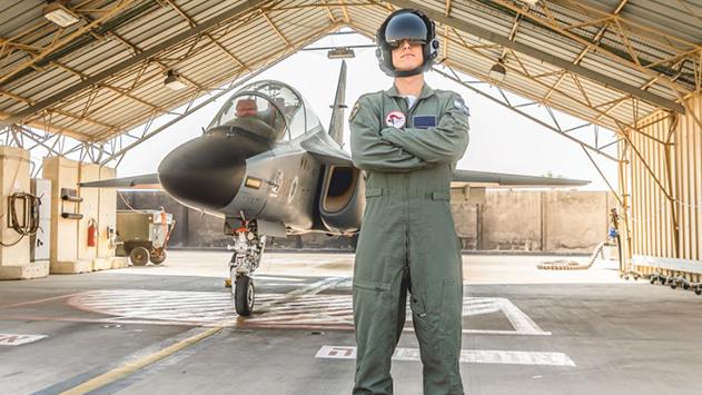 סגן נ' מאילת - מסיים קורס טייס