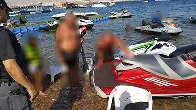 מת הפצוע בתאונה  הימית באילת