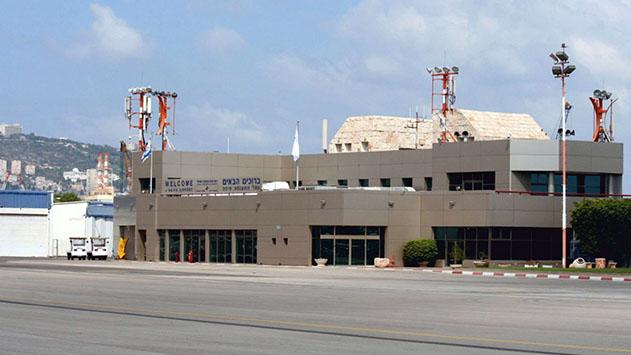 האם שדה התעופה בחיפה יחליף את שדה דב?