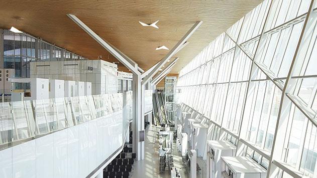 שדה התעופה רמון נבחר על ידי ה-CNN לאחד מחמשת שדות התעופה המעניינים בעולם