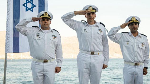 מפקד חדש לזירת ים סוף