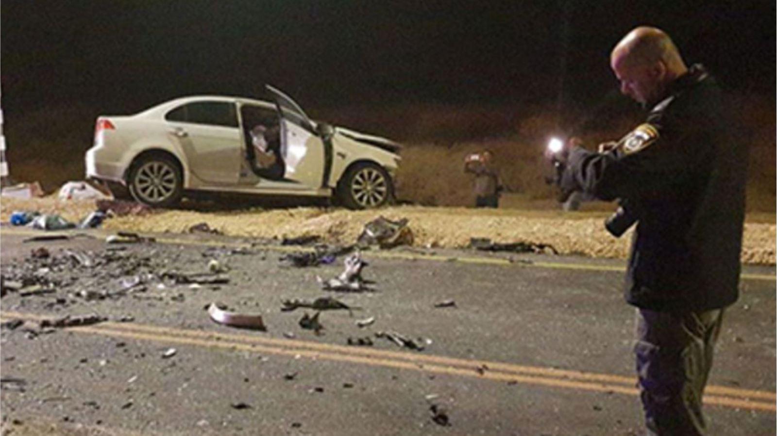 אפקט שדה דב: תוספת של 40 תאונות דרכים בדרך לאילת