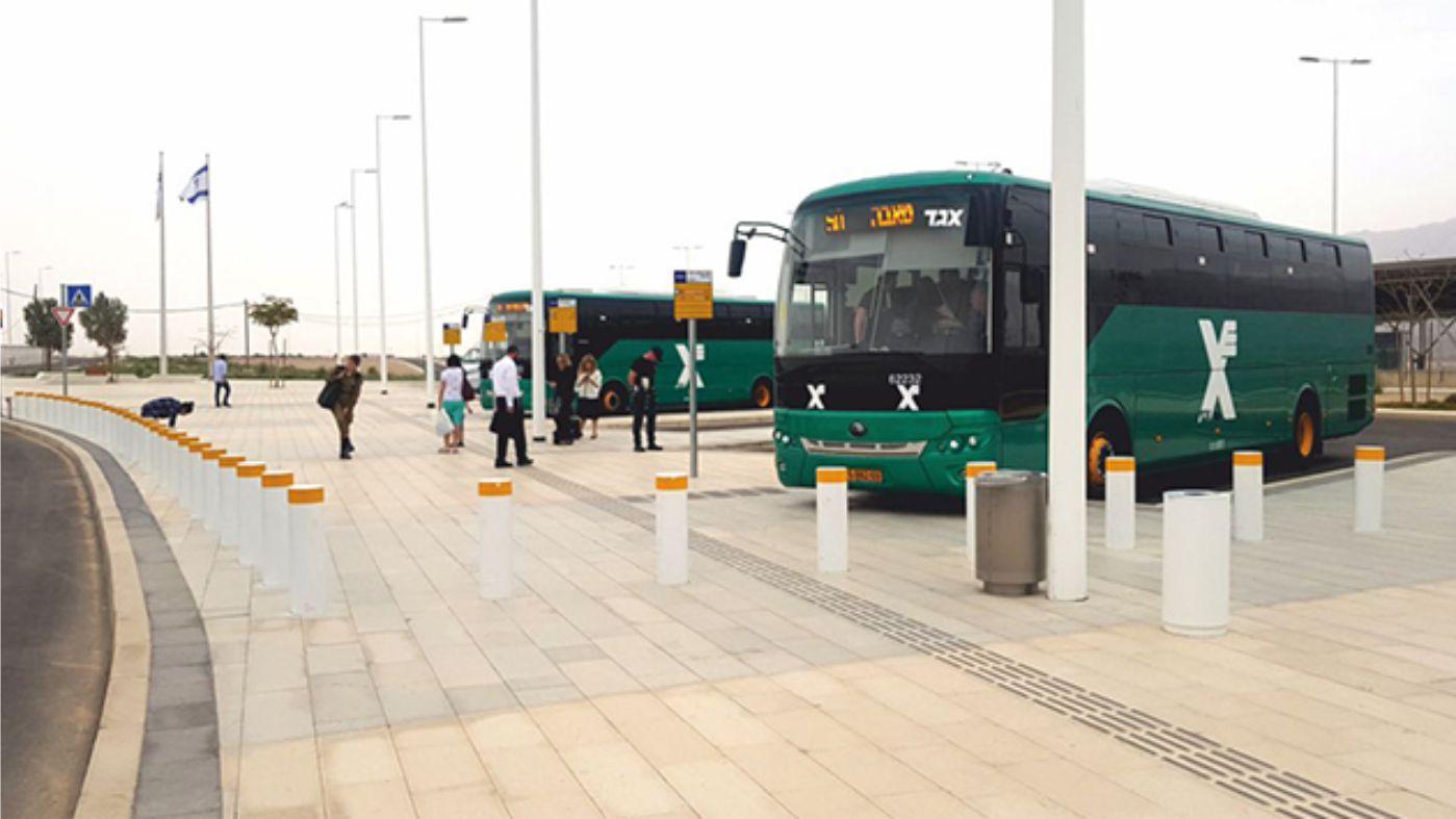 קו אוטובוס חדש מאילת למצפה רמון