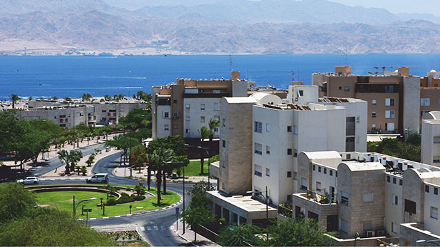 Bienvenue a Eilat