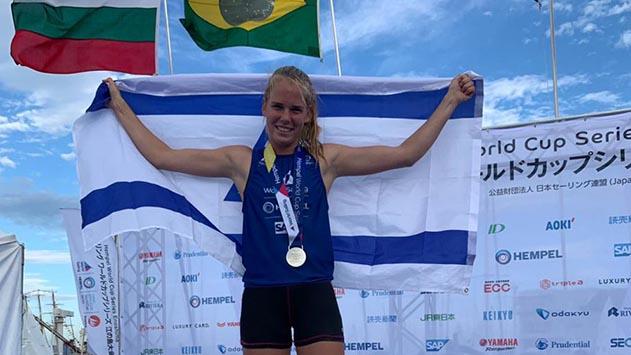 אליפות העולם לגלשני רוח באיטליה - הקרב על כרטיס הכניסה לטוקיו מתחמם מאמן נבחרת הנשים של ישראל:  ''אנחנו רוצים מדליה''