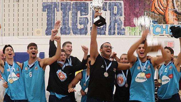 ככה כבשנו את טורונטו - שחקני הפועל טום אילת ניצחו בטורניר הכדורסל היוקרתי