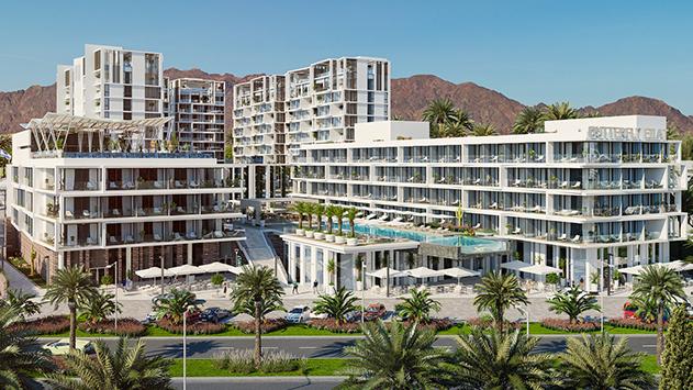 קבוצת כראל קיבלה היתר להקמת מלון 'בראון 42' באילת