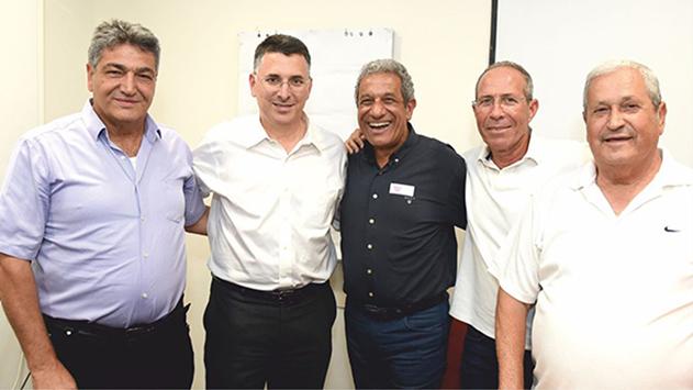 יצחק הלוי וברוך קבלו תומכים  בגדעון סער וקוראים לפריימריז בליכוד