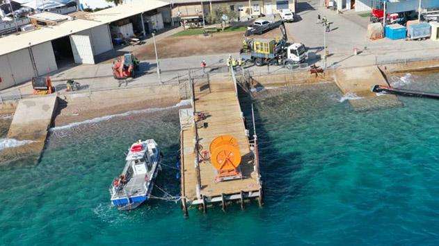 תרגיל לאומי לטיפול בזיהום ים מנפט התקיים במפרץ אילת