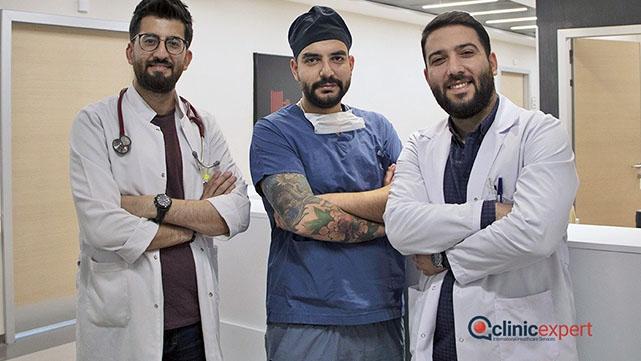 השתלת שיער בטורקיה – קליניק אקספרט הקליניקה המובילה בטורקיה להשתלת שיער DHI