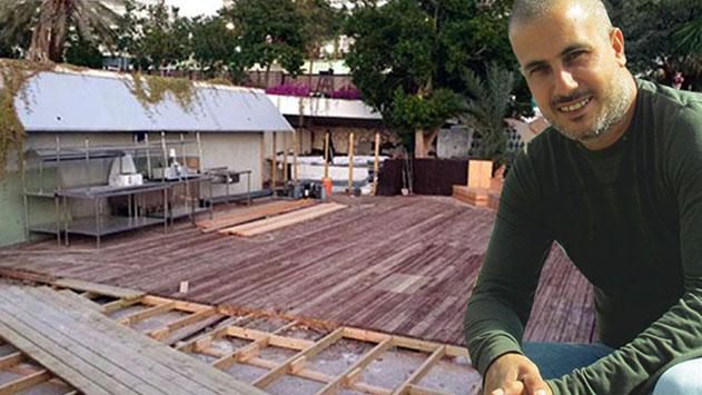 עובד קימה קיבל לביצוע עבודות פיתוח בחוף נפטון