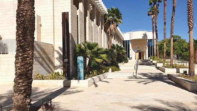 בקרוב האילתים לא יצטרכו להטרטר לבית המשפט השלום בבאר שבע