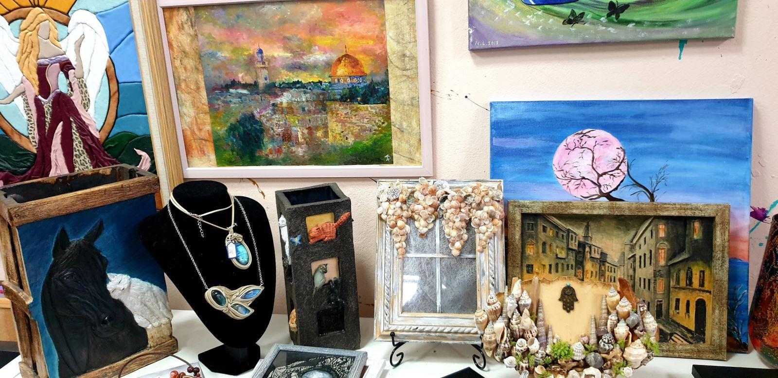 אמנות בצל הקורונה: סיורים וירטואליים בגלריה