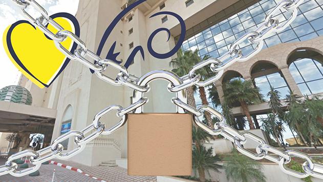 פתאל סגרה 88% ממלונותיה ופיטרה 5,500 עובדים