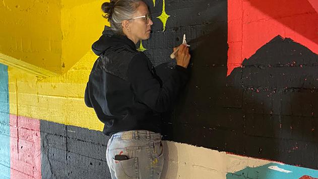 האמנות יוצאת לרחוב