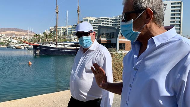 בריאות לצד תיירות