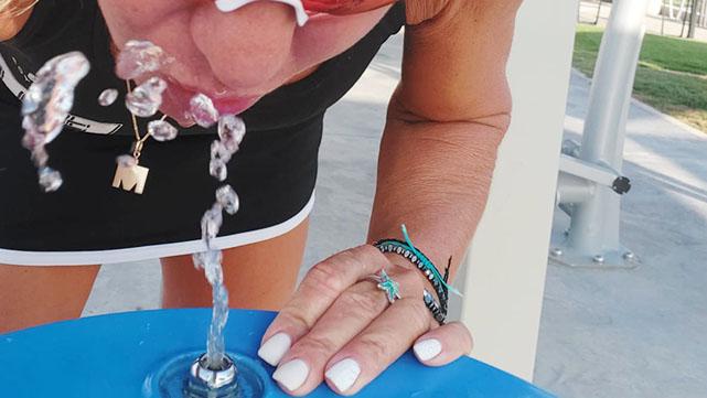 קריאה לעיריית אילת: ''החזירו  את המים לברזיות הציבוריות''