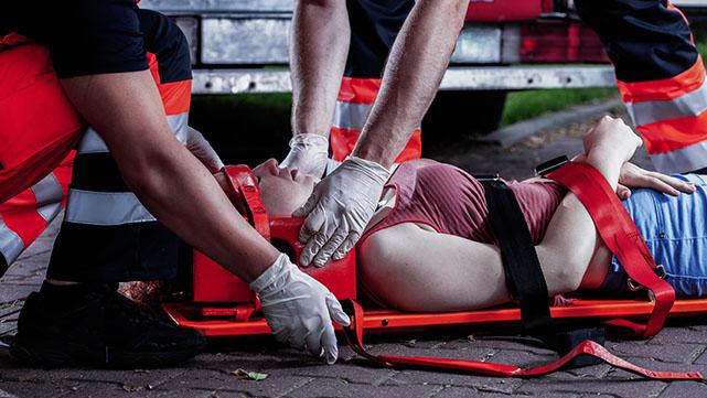 הפקיר פצועה על הכביש  ולא יכנס למאסר