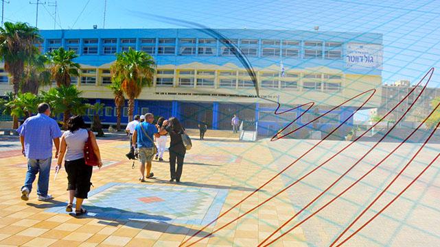 גם בקיץ הזה בית ספר גולדווטר לא ימוגן מפני רעידות אדמה