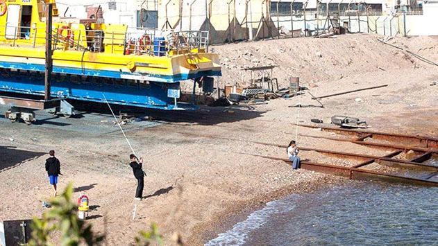 רשות הטבע והגנים:  ''בממשה אילת מתבצעת פעילות  בלתי חוקית של שיט ודיג''