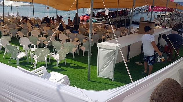 עיריית אילת נגד מפעילי ספורט  ימי בחוף נביעות: הפרות בניה  והפעלת קיוסק ללא היתר