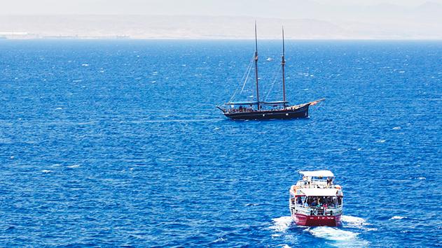1,600 קנס על חגורת הצלה בסירה