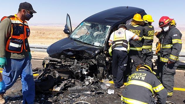 נתוני אור ירוק חושפים: ירידה  דרמטית במספר הנפגעים בתאונות  הדרכים באילת ב-2020