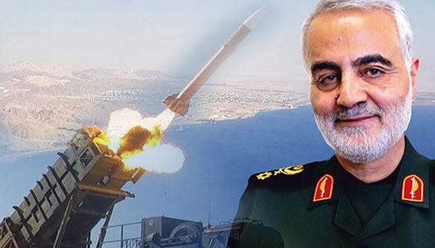 האיום האיראני על אילת גובר:  נפרסה סוללת פטריוט