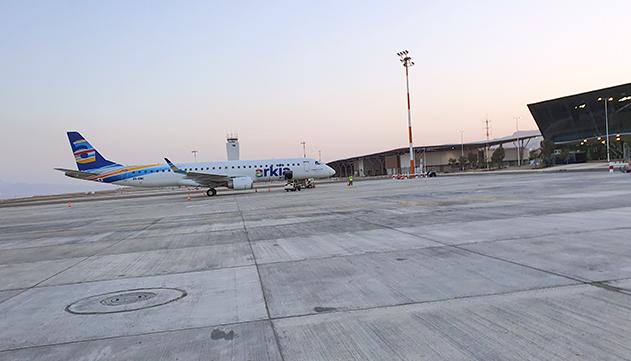 רשות שדות התעופה הודיעה כי אין  בכוונתה להרחיב את שעות פעילות  שדה רמון בגלל הגרעון בהפעלתו
