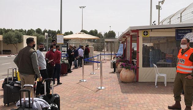 היחסים עם ירדן בשפל, מעבר הגבול  סגור ואילת מרוויחה מההפקר