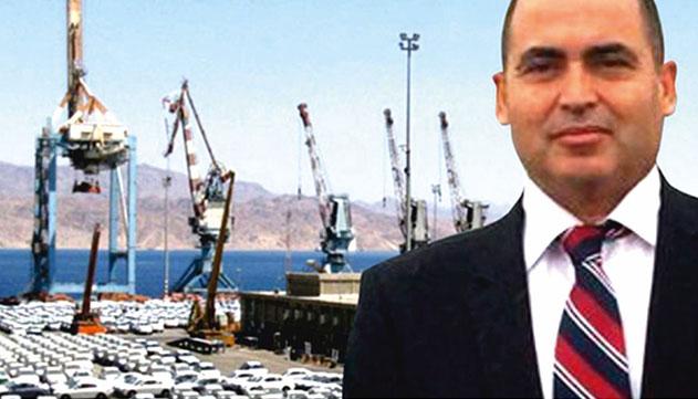 נמל אילת ישלח עובדים לסייע לפקק בנמל אשדוד