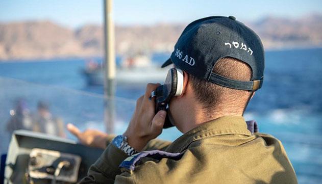 מפקד סיירת פלגת הבט''ש  בזירת ים סוף: ''הזירה הימית  באילת מוכנה לכל תרחיש''