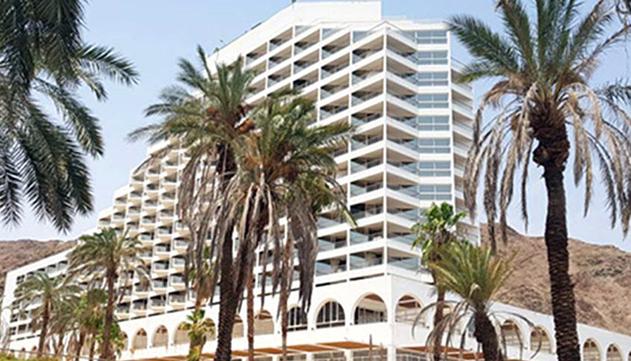 מה קורה בחוף מלון הנסיכה?