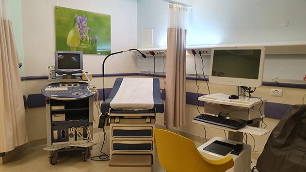 עלייה במספר הפניות לחדר האקוטי בבית החולים יוספטל באילת